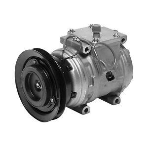 For Mitsubishi Montero V6 1994-2000 A/C Compressor and Clutch Denso 471-1306