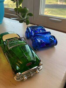 Vintage avon aftershave car lot Dune Buggy And 1953 Buick Skylark