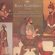 The Master (Ram Narayan) Sarangi, New Music