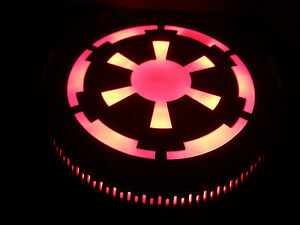 Sideshow 1/6 Star Wars Sith Darth Vader Exclusive Perfect LED Light Up Base LAST