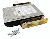 "3.5"" to 5.25"" HDD Hard Drive Metal Adaptor Bracket Mounting Kit With Screws"