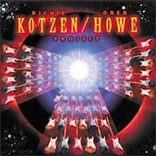 NEW Richie Kotzen / Greg Howe Project (Audio CD)