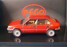 ALFA ROMEO 33 SERIE 1 1983 V STRADALE ROSSO MET PEGO PG