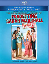 Forgetting Sarah Marshall Unrated Blu-Ray And DVD