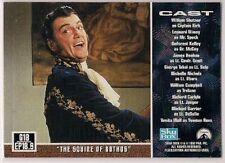 Star Trek TOS Season 1 (One) Gold Plaque G18