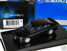 AUTO ART - SUBARU LEGACY B4 1999 NOIRE