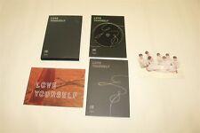 BTS LOVE YOURSELF TEAR - CD BOX SET - Choose Your Version Y O U