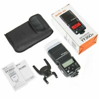 UK New Godox TT350O TTL HSS 2.4G Flash Speedlite For Olympus Panasonic Camera