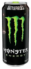 Monster Energy Drink, 16-Ounce Cans (Pack of 24) - Free Shipping!