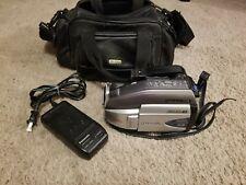 Panasonic Palmcorder PV-L452D VHS-C VCR Photoshot 750x Digital Zoom WORKS!