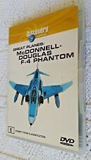 Great Planes - McDonnell-Douglas F-4 Phantom (DVD) R-4, LIKE NEW, FREE SHIPPING