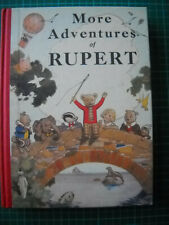 More details for more adventures of rupert 1937 annual facsimile