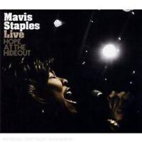 "MAVIS STAPLES ""LIVE: HOPE AT THE HIDEOUT"" CD NEW DANCE"