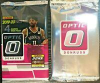 2019-20 Panini Donruss Optic NBA Basketball PRIZM and Hyper Pink Pack HOT lot