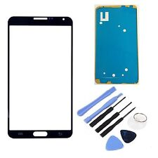 Black Replacement LCD Screen Glass Lens For All Samsung Galaxy Note 3 III Phone