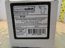 Sensor Switch SP20 slave power pack relay circuit 184JL7 (2*OO-80)