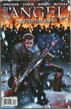 ANGEL AFTER THE FALL #10 (2007) Cover B Variant NM Near Mint Comics IDW Buffy