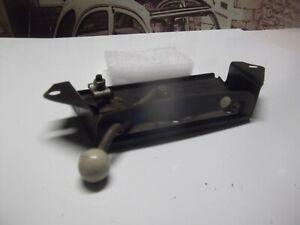 Citroen 2cv heater control 2 position earlier type LHD....10,000+Citroen parts