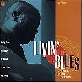 Livin' It Up With The Blues, Various Artists, Very Good CD