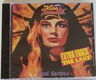 KING DIAMOND (Mercyful Fate) - Fatal Portrait CD (1986)
