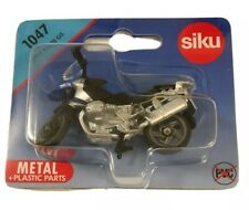 NEW ON CARD siku 1047 BMW R1200 GS  Die-cast metal / plastic model Motorcycle