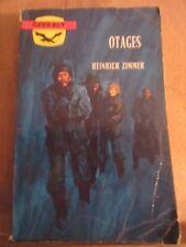 Heinrich Zimmer: Otages/ Gerfaut,1973