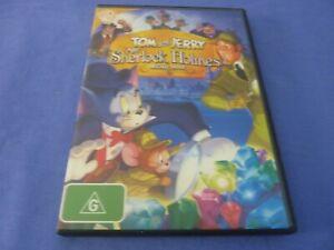 Tom and Jerry Meet Sherlock Holmes DVD Region 4