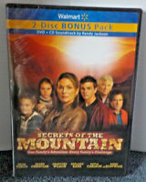 2-Disc Bonus Pack DVD Secrets Of The Mountain With Barry Bostwick 2010 New
