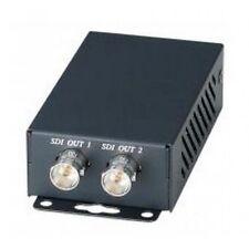 1 Input 2 Output HD-SDI Long Range repeater Video Amplifier HD signal upto 650FT