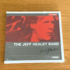 The Jeff Healey Band - Live At Montreux 1999 (CD, NEW, Sealed)