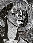 REFERENCE DRAWING of Sharecropper by Elizabeth Catlett