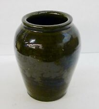Bauer Pottery Hand-Throne Vase California