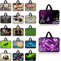 "Soft Neoprene Sleeve Carry Bag Case Pouch For 7""7.7"" 7.9"" 8""Tablet PC handle"