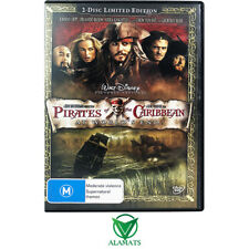 Pirates of the Caribbean: At Worlds End (DVD) Johnny Depp - Action - Fantasy