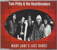 TOM PETTY & THE HEARTBREAKERS / MARY JANE'S LAST DANCE * NEW MAXI CD * NEU *