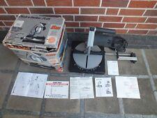 Kappsäge Gehrungssäge SR 700 Black Decker 1050W mit OVP Bedienungsanleitung 1987