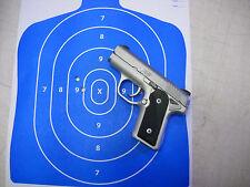 30 BLUE B27 Silhouette Hand Gun & Rifle Paper Shooting Targets Paper (11X17)