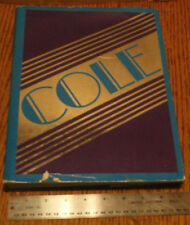 COLE -  Cole Porter - Biographical Essay by Brendan Gill HBDJ 1972