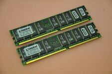 Kingston 4GB (2x KTC-ML370G3/4G) DDR PC2100 CL2.5 ECC RAM Kit for HP ML370 G3