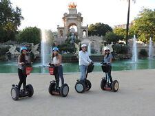 Segway Barcelona tour, 3 hours