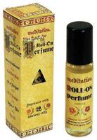 Meditation Range Australia Made-Bend of 12 Essential Oils 11 ml Roll on Perfume