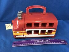 Disney Pixar Cars Trevor Trev Train Carrying Case Mini Adventures Carrier HTF