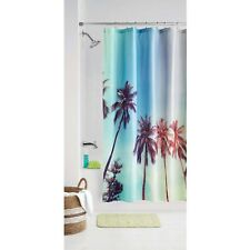Mainstays Palm Trees Shower Curtain, Machine washable