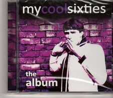 (GA822)  My Cool Sixties, The Album - Sealed CD