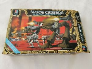 Space Crusade Mission Dreadnought Incomplete Boxed No Figures