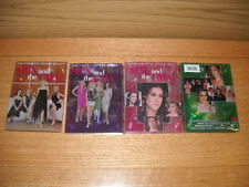 Sex and The City DVD Seasons 4, 5, and 6 Parts 1 & 2