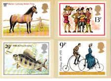 GB PHQ Cards  No's 30 - 100   1978- 1987