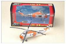 Easy Model 37014 1/72 UH-34 CHOCTAW Germany Navy H-34G UH34 Helicopter Assembled