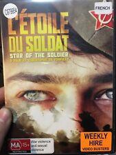 L'etoile Du Soldat (Star Of The Soldier) ex-rental region4 DVD (2006 French film