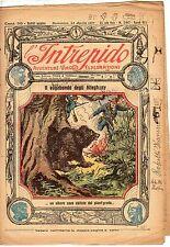 rivista L'INTREPIDO ANNO 1927 NUMERO 387